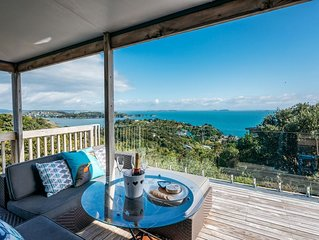 Sol Vista - Oneroa Holiday Home