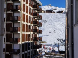 Appartamento 5 posti nel centro di Cervinia, accanto agli impianti del Cretaz. r