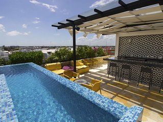 ♥Ideal Studio for couple♥ Lounge terrace and balcony - 2 pools, ♥Nice location♥