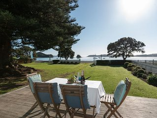 Wairangi Beach Cottage - Paihia Beach House