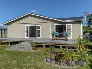 Harper Haven - Waimarama Holiday Home