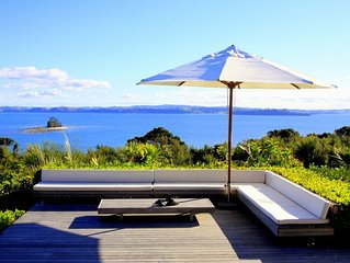 Luxury Kawau Island Holiday Home