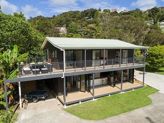 Paihia Centre Peace - Central Paihia Holiday Home