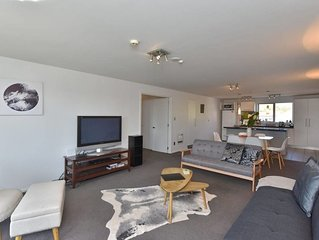 Central City Hot Spot - Christchurch Apartment