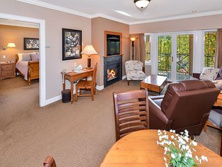 Spacious Sidney 1 Bedroom Garden View Condo Close to Beaches and Ocean