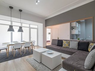 Stylish 2BR Home in Center of Sofia