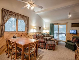 Condo-Style Vacation Home Walking Distance To Ski Hill