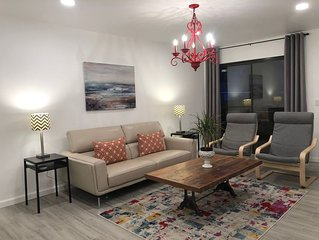 Beautifully renovated condo in the Catalina Foothills in Tucson.