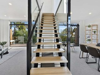 Urban Diamond - Christchurch Holiday Home