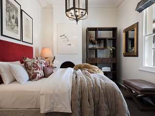Hillcrest Apartment - Luxury Accommodation in Historic Clunes