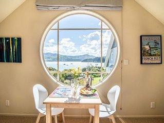 The Boathouse - Akaroa Holiday Home