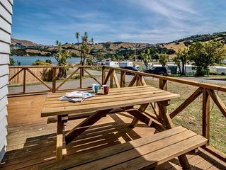 Bay Bliss - Akaroa Holiday Home