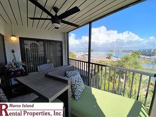 Anglers Cove F-405: Beautifully Remodeled Condo!  Restaurant & Bar steps away!