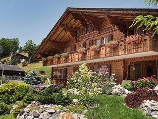 Ferienwohnung Grindelwald für 4 Personen mit 2 Schlafzimmern - Ferienwohnung in
