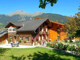 Ferienwohnung Grindelwald fur 4 - 6 Personen mit 2 Schlafzimmern - Ferienwohnung