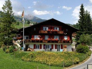 Ferienwohnung Grindelwald für 2 Personen mit 1 Schlafzimmer - Ferienwohnung