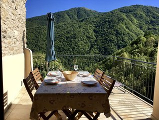 Charming House in an Authentic Italian Mountain Village