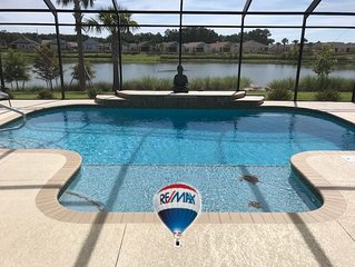 POOL HOME 3 BEDROOM WITH A WATER VIEW AS WELL
