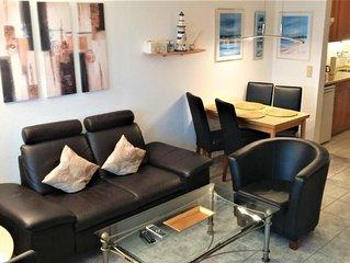 Ferienwohnung Heiligenhafen für 4 Personen mit 1 Schlafzimmer - Ferienwohnung