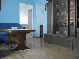 Ferienwohnung Bad Nauheim fur 1 - 4 Personen mit 1 Schlafzimmer - Ferienwohnung