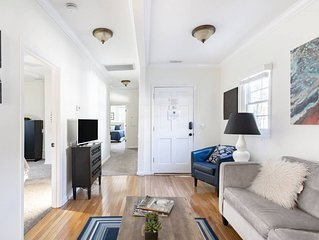 Soak up the Light at a Chic Duplex 6 Blocks From King Street