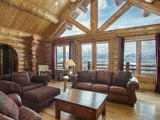 4 Bedroom Mountain Cabin in Huntsville, Utah Sleeps 10! MSC