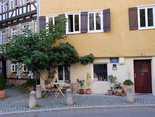 NEU ! bei FeWo-direkt:  sonnige 65 qm mitten in der Altstadt, ruhige Lage !