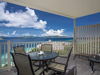 New Listing! Sweeping Virgin Island Views! Dates Filling Fast!