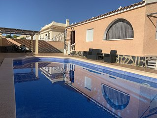 Beautiful 4 Bedroom Villa With Large Private Pool