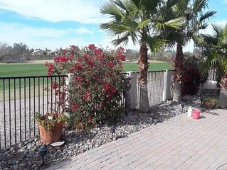 Peaceful Golf Course Home in an Active Adult Community