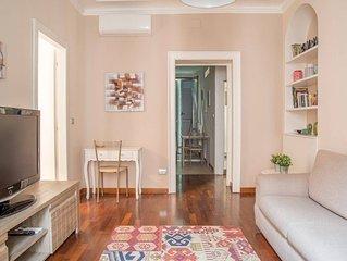 Affascinante, nuovo e luminoso appartamento nel cuore di Milan