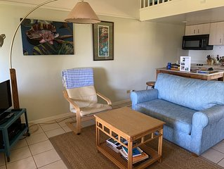Ocean view loft on West end of Moloka'i
