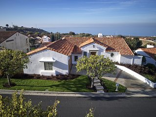 CASA AGAVE - FINEST VACATION RENTAL IN PALOS VERDES- AVAILABLE MAY 2021