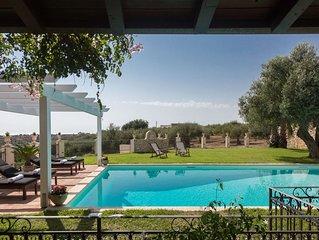 Magnifica Villa di fine 800 con piscina privata