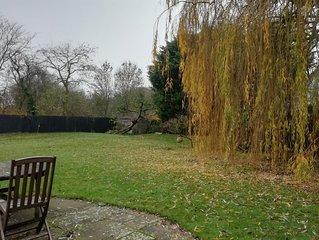 4 Bedroom Cottage for 1-6 month Let, Nr Cambridge
