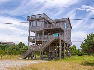 Attitude Adjustment - Gorgeous 4 Bedroom Oceanside Home in Avon