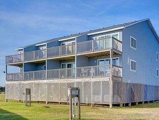 Sweet Carolina - Captivating 1 Bedroom Oceanside Home in Rodanthe