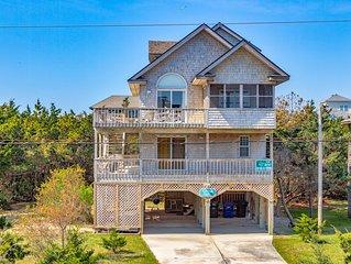 Hatteras High - Clean 4 Bedroom Oceanside Home in Frisco