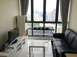 Comfy Stay With Fantastic View, Wifi(2)