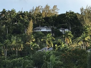 Clive House Tryall, Spectacular sea view near Montego Bay at Tryall Club