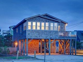 Even Flow - Modern 3 Bedroom Oceanside Home in Buxton