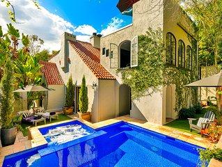 West Hollywood Chaplin Sunset Villa