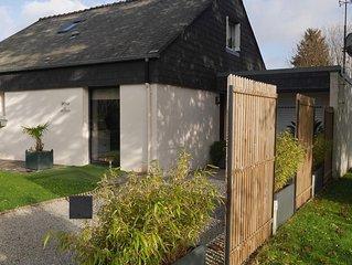 Maison au calme a 150 m du golfe du Morbihan