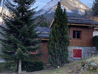Chalet de montagne à Courchevel Le Grenier