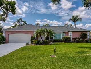 Immaculate pool and spa home in The Meadows! Close to golf, shopping, and dining
