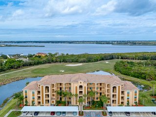 Third Floor River Strand Condo Overlooking the Golf Course: River Strand 69 - Ri