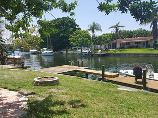 House on the Water St Petersburg Tampa Bay Side Island