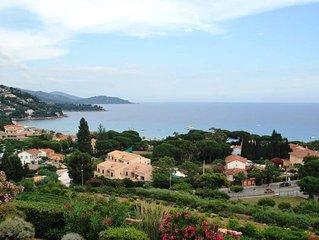 Location appartement Residence calme sur la colline de st clair;   vue magnifiqu