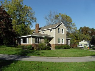 Sunset Beach Cottages #1 - Lake Michigan Shoreline