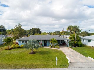 NEW!  HEATED POOL & PRIVACY FENCED YARD PLUS UPDATED HOME 10 MINUTES TO BEACH!